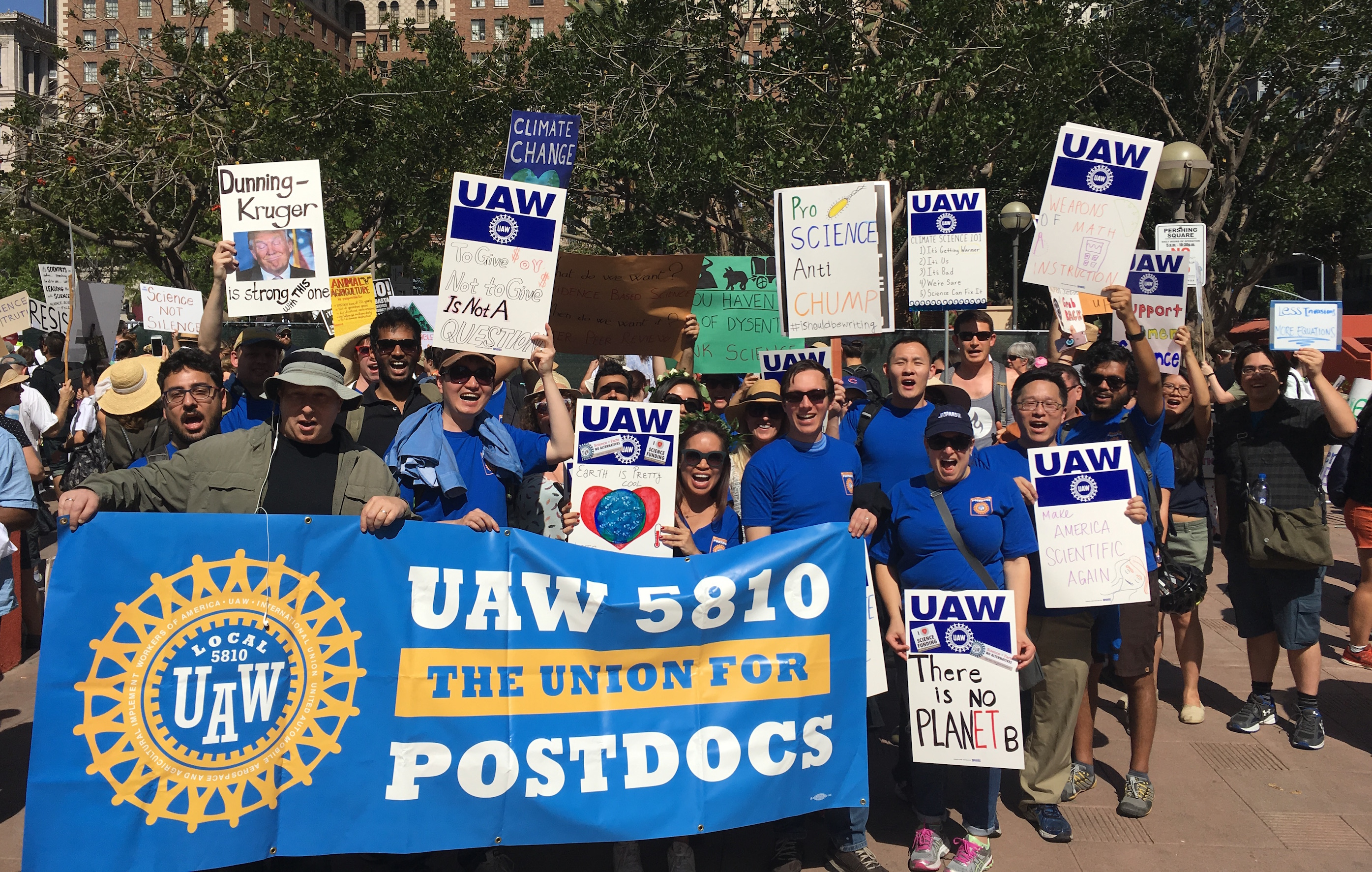 Ucla 2016-2020 Calendar History | UAW Local 5810 | The Union of over 6,500 Postdoctoral